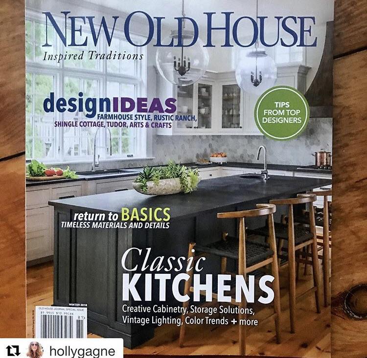 New Old House Magazine