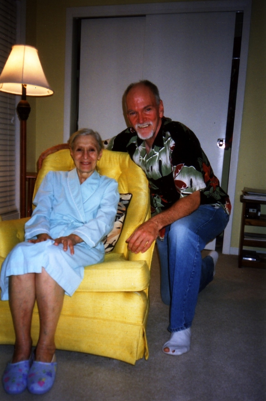 Bob and Mrs Reilly .jpg