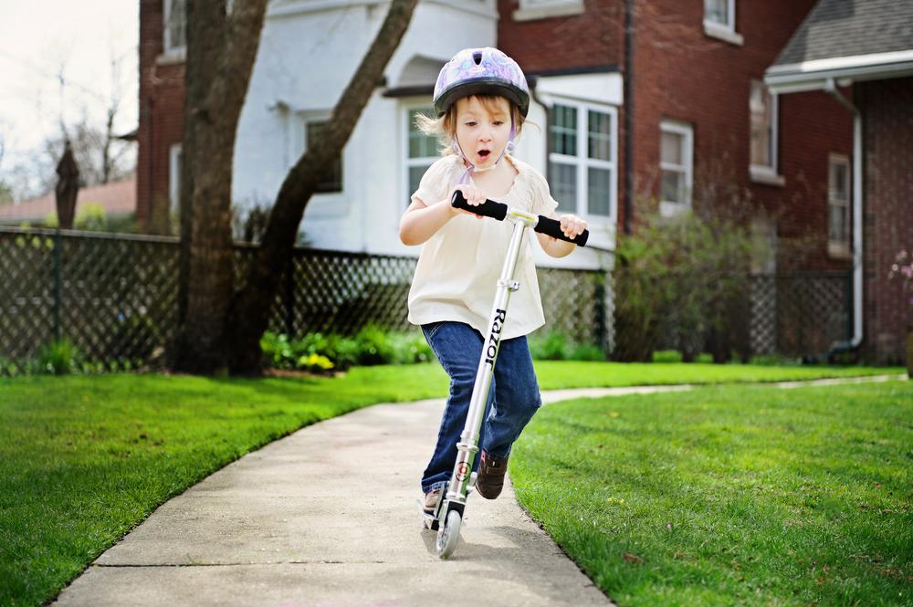 childhood moments captured on film