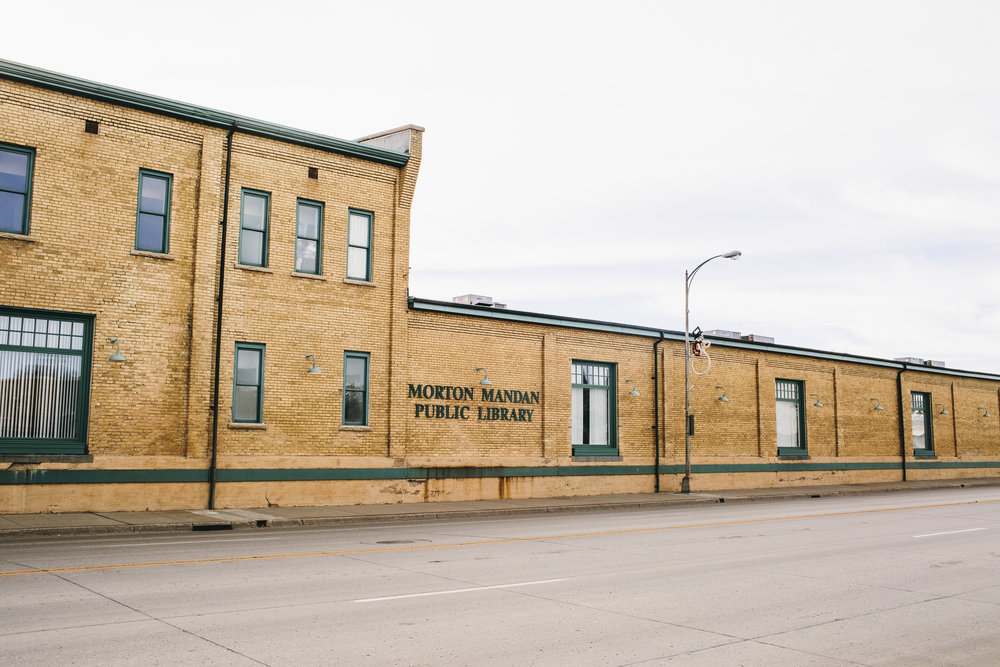 The Railyard - A proposal to redevelop properties on West Main Street in Mandan. They hope to renovate spaces into restaurants, breweries, apartments, and commercial space.