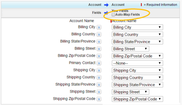 Salesforce to Salesforce How-to Part 1: Beyond the Basics ... on training mapping, informatica mapping, twitter mapping,