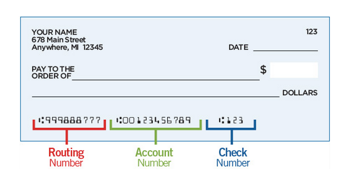 How do I set up my direct deposit information?