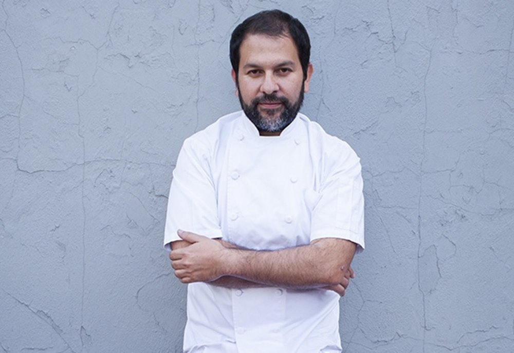 Enrique Olvera , chef, Cosme, author,  Mexico From the Inside Out