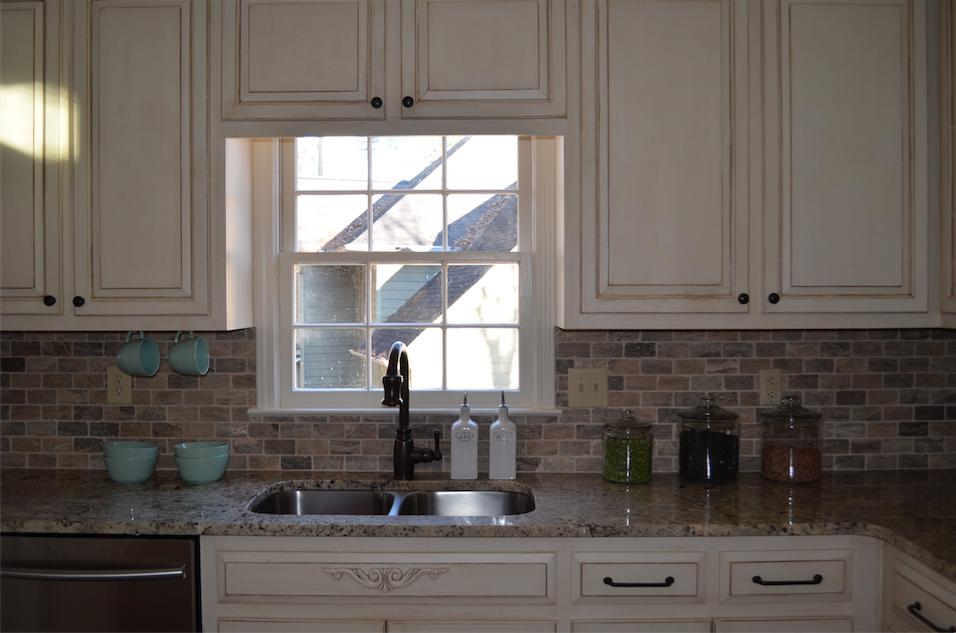 Rustic Kitchen & Breakfast Room designed by LMC Interior Designs www.lmcinteriordesigns.com