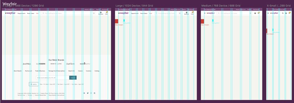 Responsive Layout Templates in Sketch