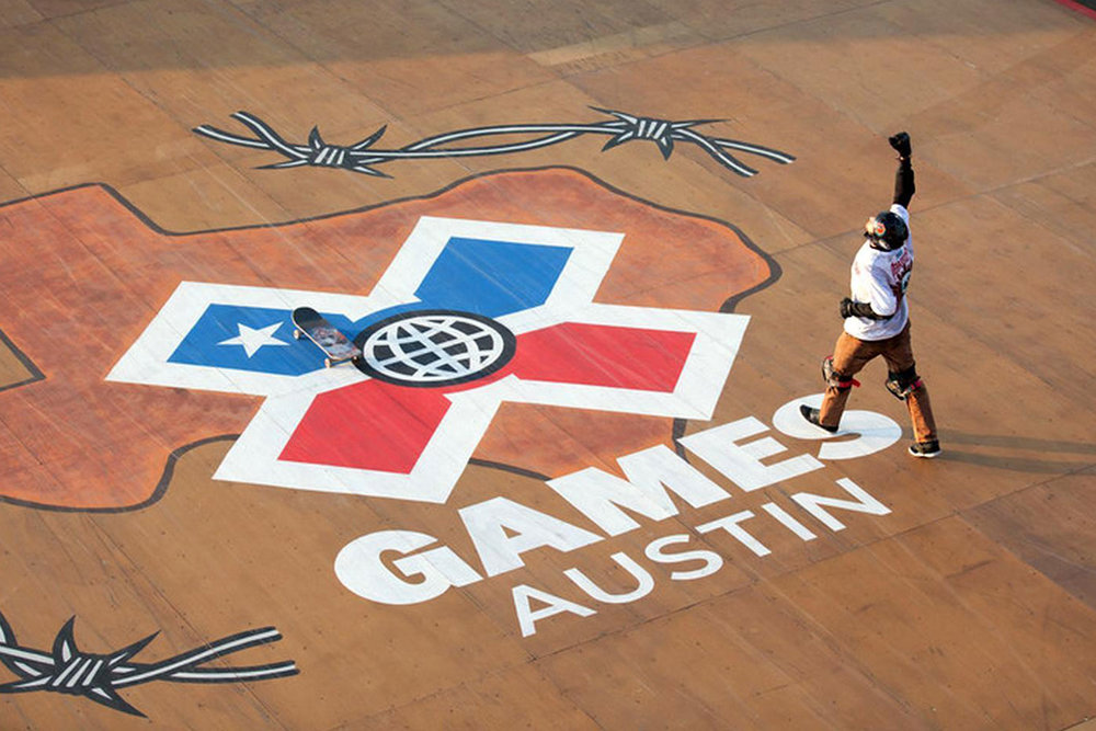 Skype<br />X Games Austin