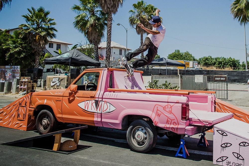 Nike SB<br />Go Skateboarding Day