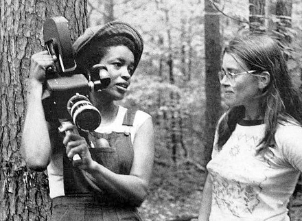 Monday morning shoutout to Jessie Maple! DOP, director, activist, advocate, all around badass and the first African-American woman to be admitted into the New York camera operators union ! Thank you for your work.
