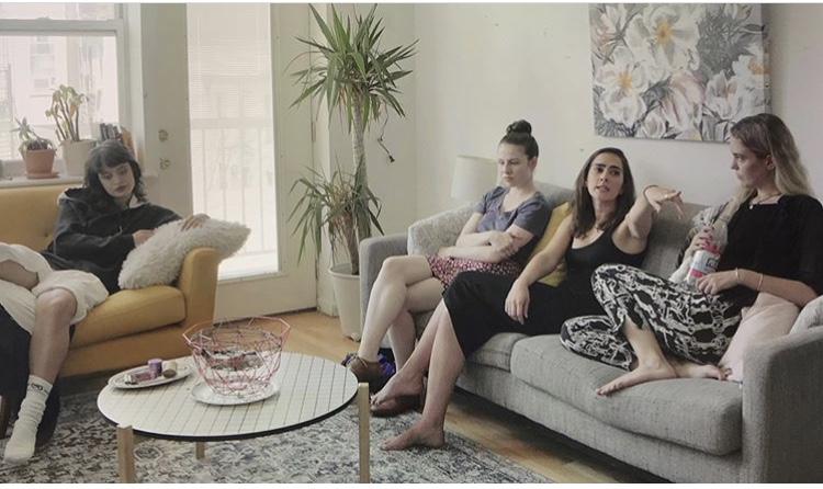 cheer up charlie webseries - directed by Carmen LoBue