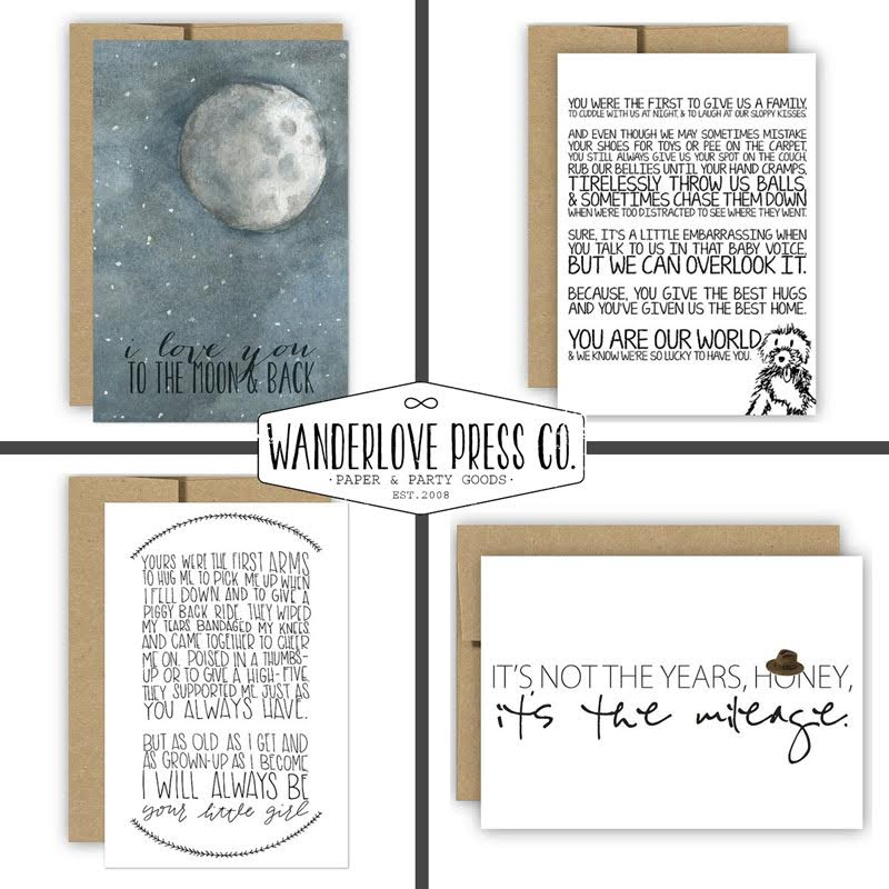cards - wanderlove press co.
