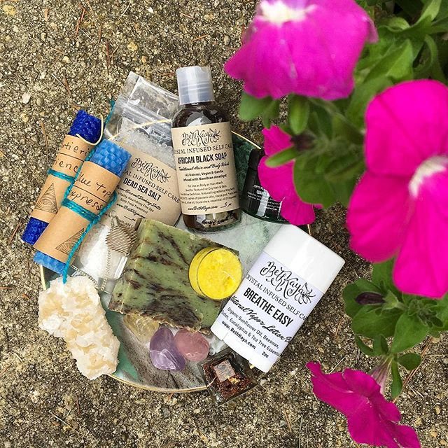 bethkaya - holistic, crystal infused body care SUNDAY