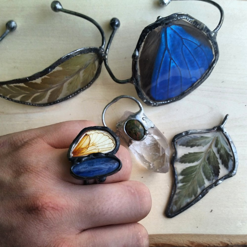 myriad mirage - nature inspired jewelry saturday