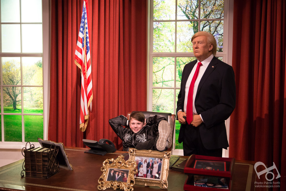 Madame Tussauds - Donald Trump