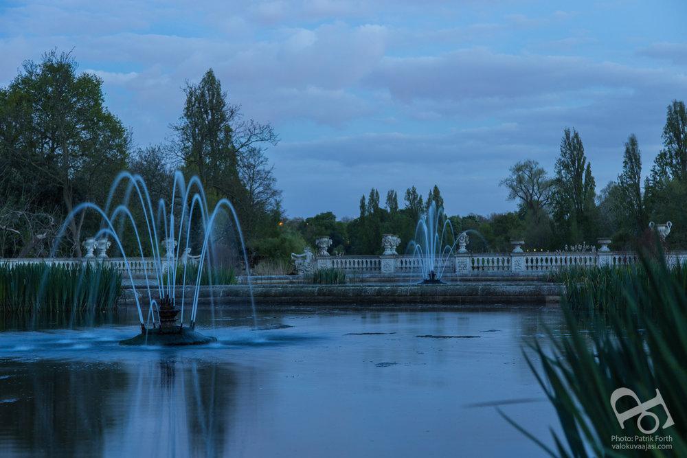 Kensington Italian Water Gardens