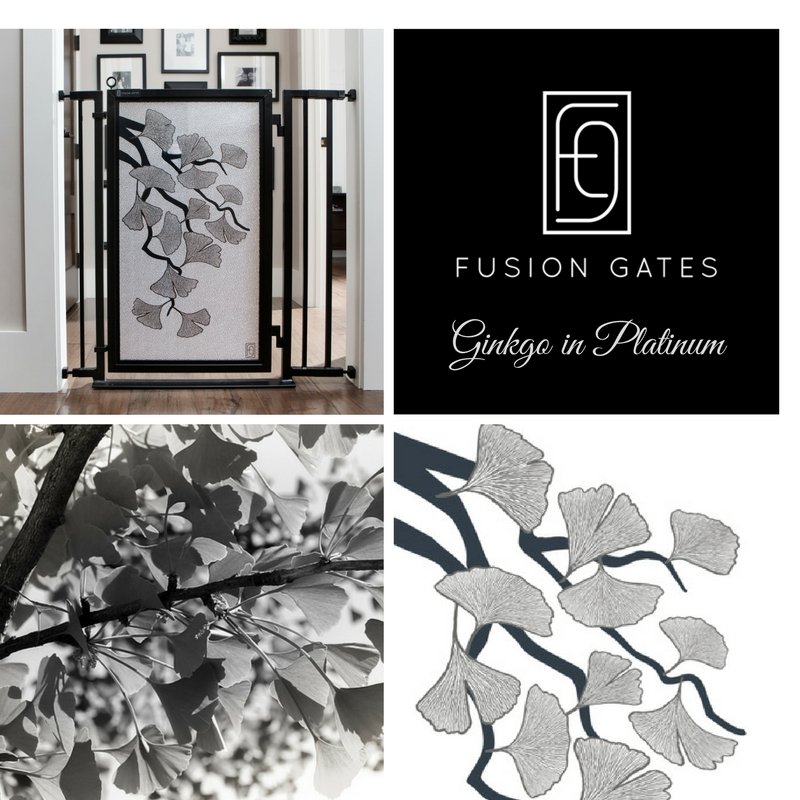 The Ginkgo in Platinum art screen highlights the beautiful dance of the ginkgo tree's branches... reaching, twisting and symbolizing the unexpected paths we travel down in our life's journey. The leaves are outlined in a mirrored metallic bringing elegance and artistry into your home.