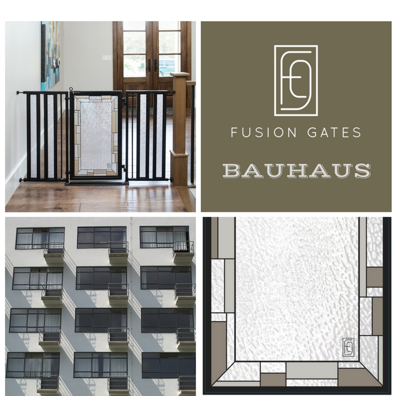 Our Bauhaus art screen is one of two border designs we are introducing this fall.   Our inspiration was the modernist movement of the 19th and 20th century which sought to fuse together fine arts with the advancement of industry.  Using this arts and crafts philosophy, we designed the Bauhaus screen with clean lines in hues of earthy taupe and silvery grays creating a look steeped in artistic sensibility.