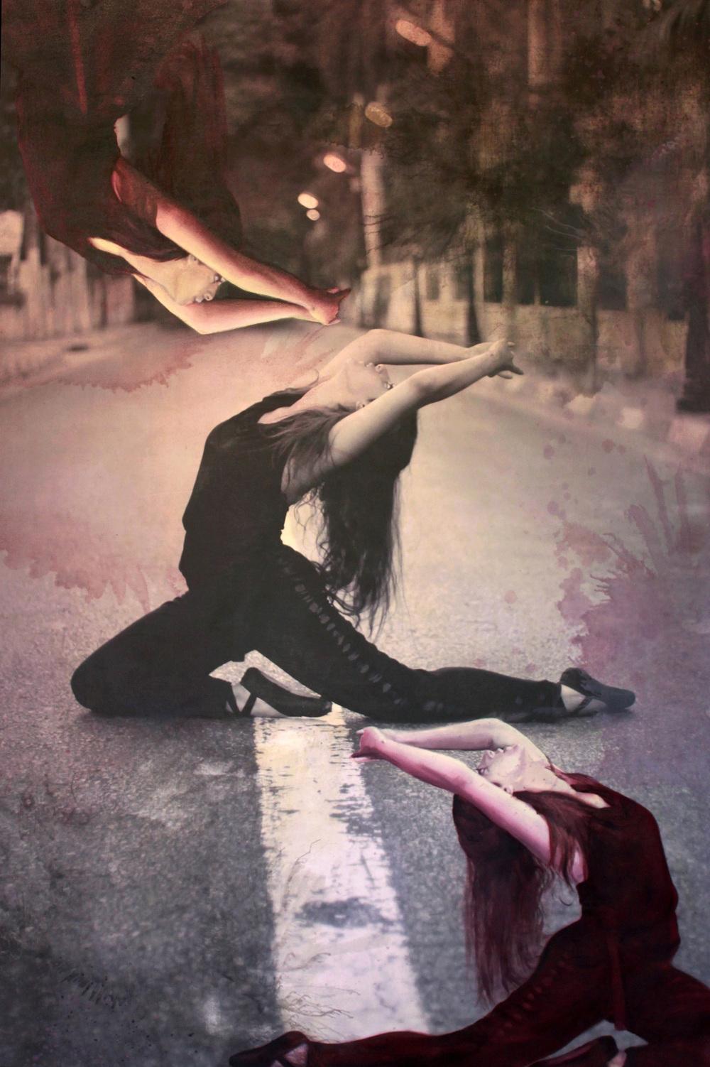 Street Ballerina I