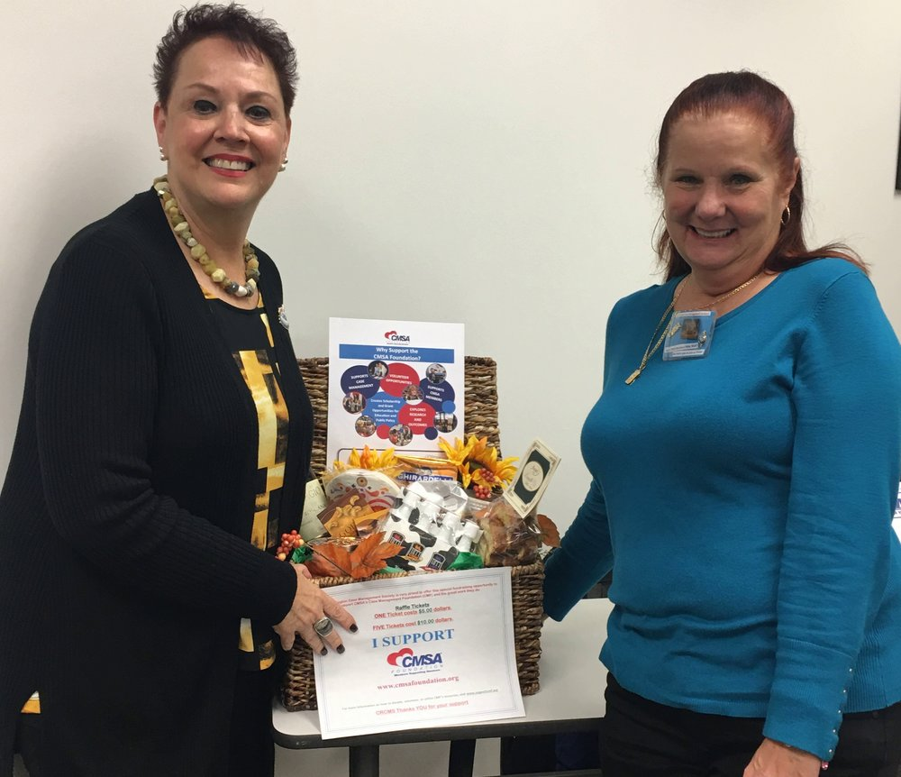NY Capital Region - The NY Capital Region Chapter hosted a raffle for the Foundation and raised $145 on October 24, 2018.