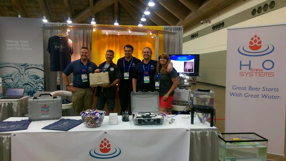 Congrats to Matt with Barley Legal Home Brewing Club on winning one of our BrewRO Systems!