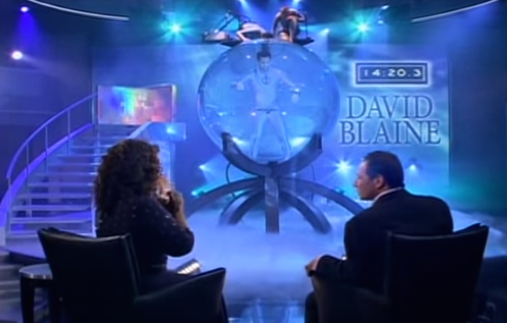 WORLD RECORD — David Blaine | Official site