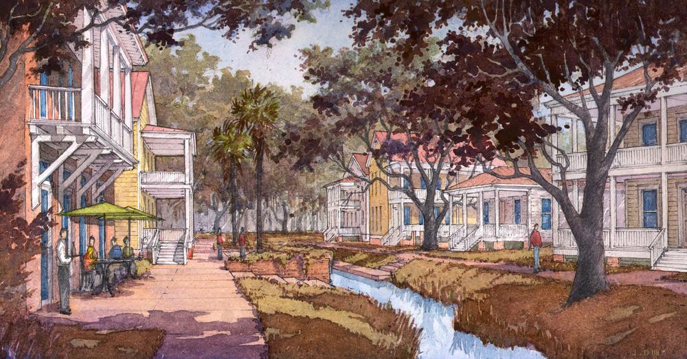 Kerr - canal houses.jpg