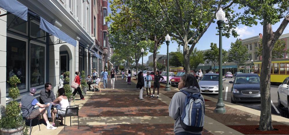 Dexter Avenue - After