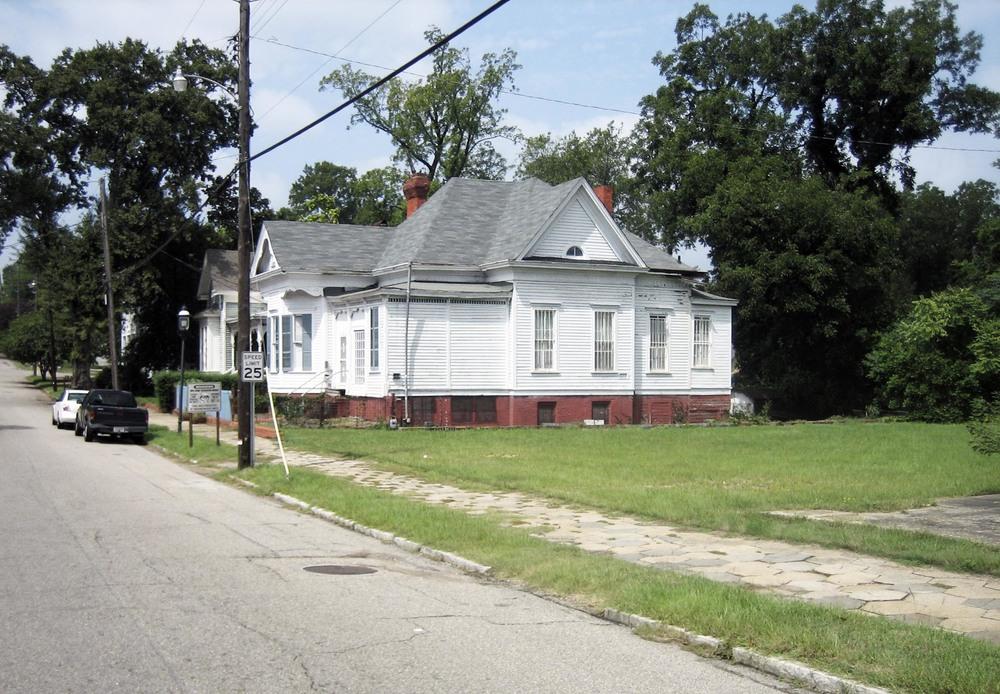 Neighborhood - Before