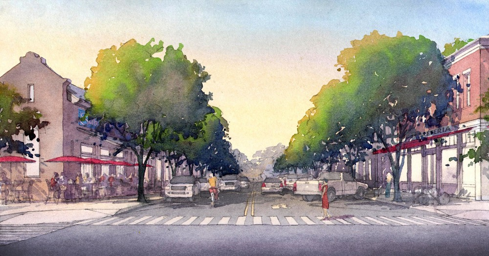 East Main Street - Proposed