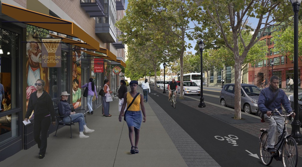14th Street - Proposed