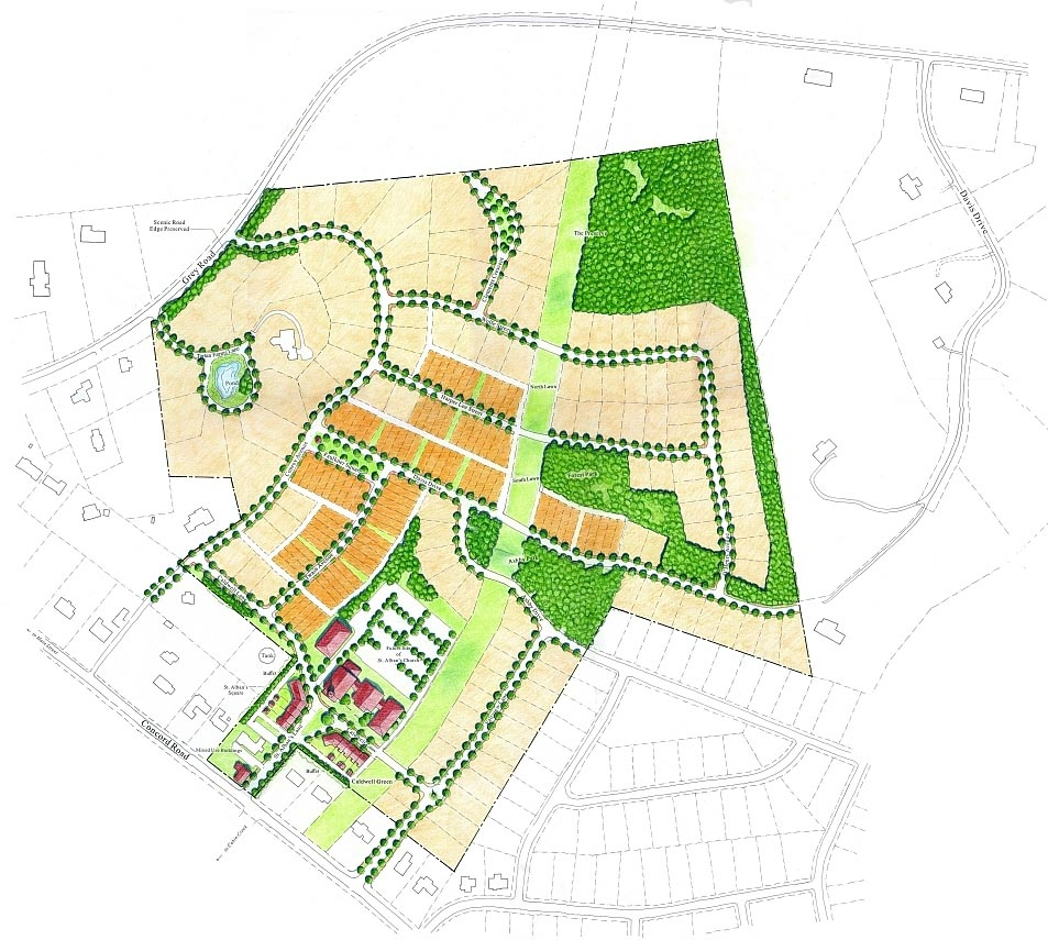 New Neighborhood in  Old Davidson master plan.jpg