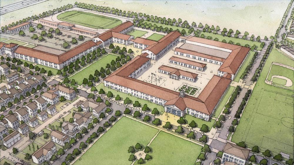 schools - proposed