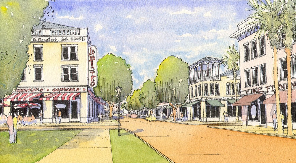 New development will be pedestrian-friendly