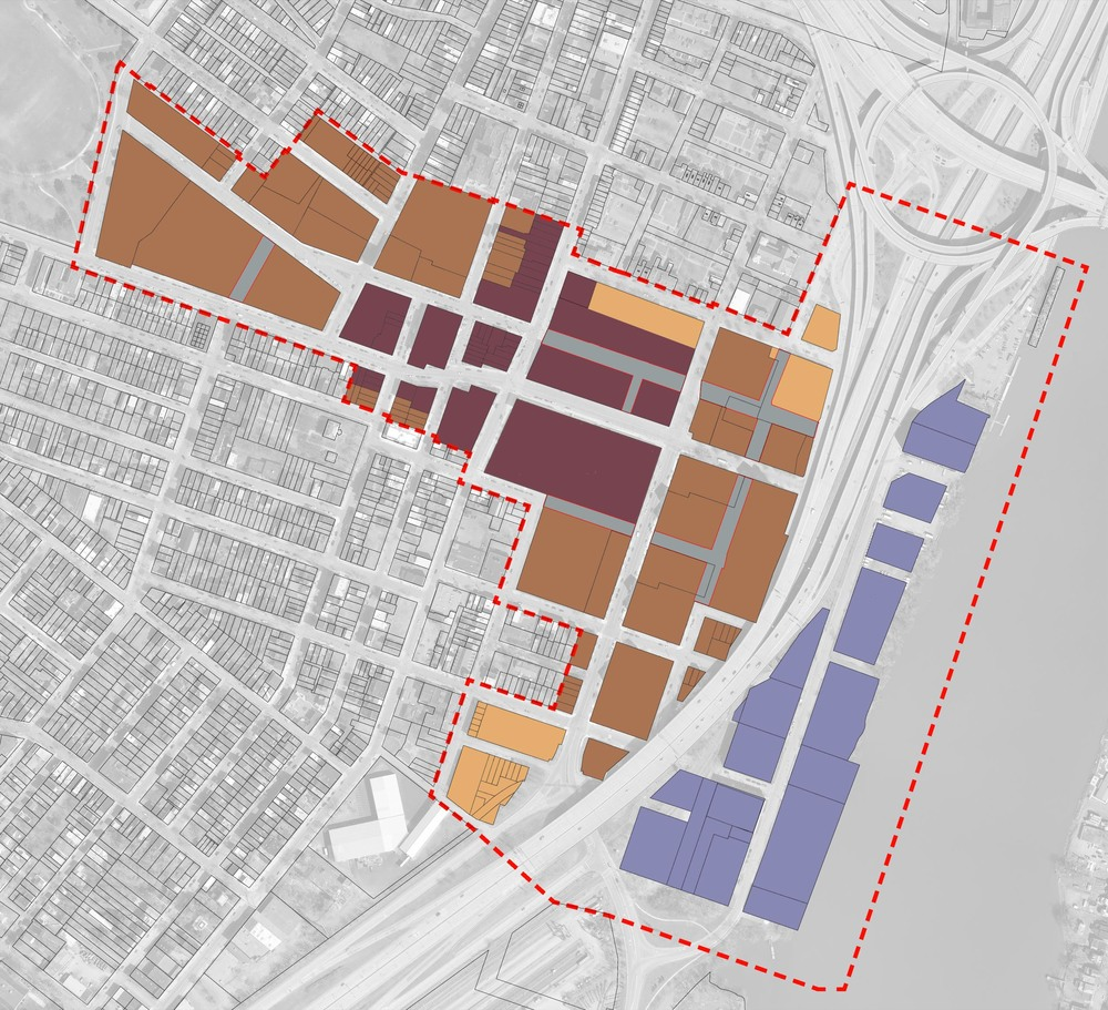 South End Regulating Plan