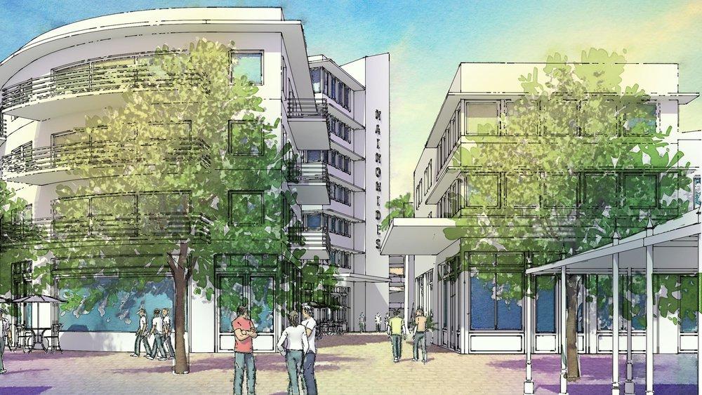 Maimonides Street - Proposed