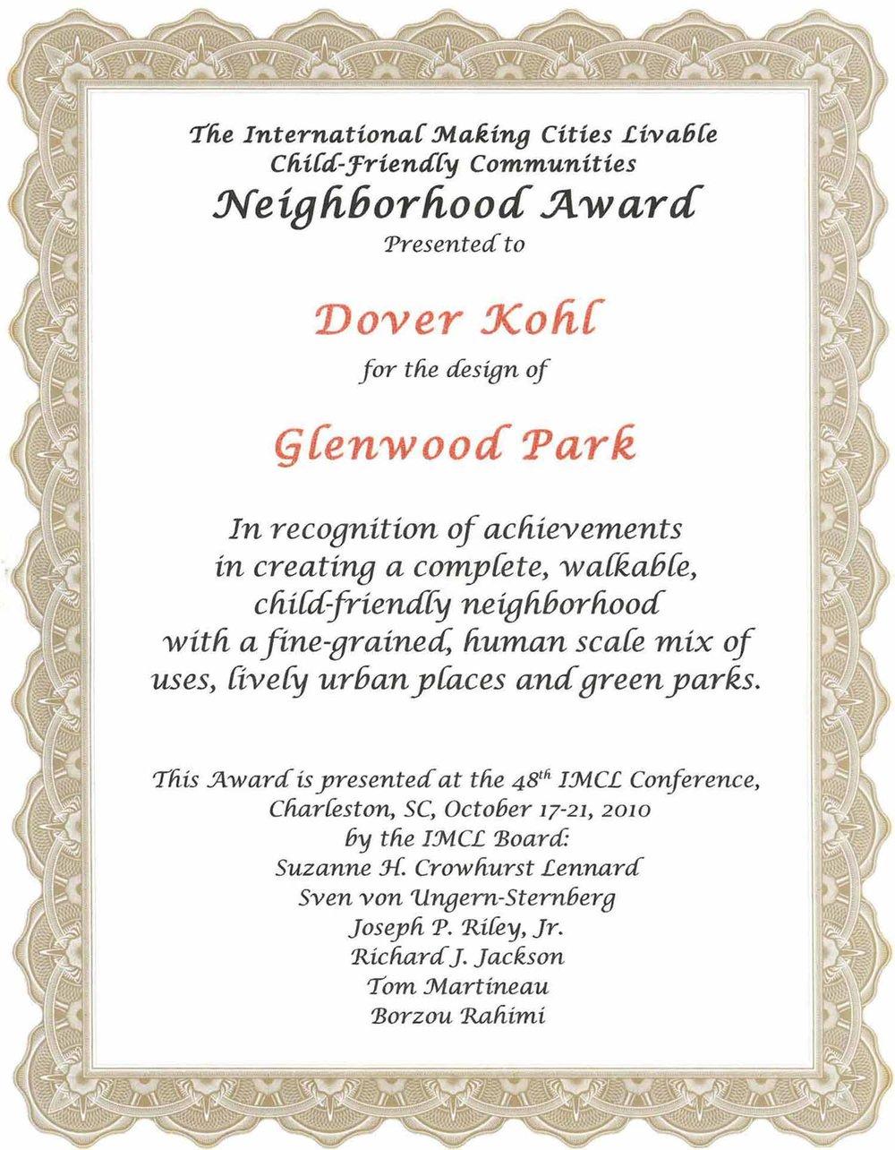 2010- neighborhood award-glenwood park.jpg