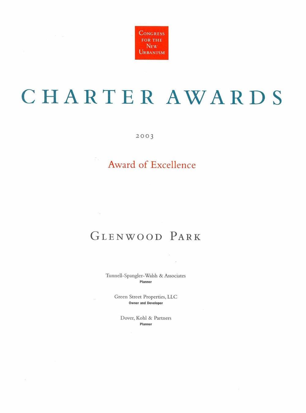 2003- Chapter awars- of excellence- Glenwood Park.jpg