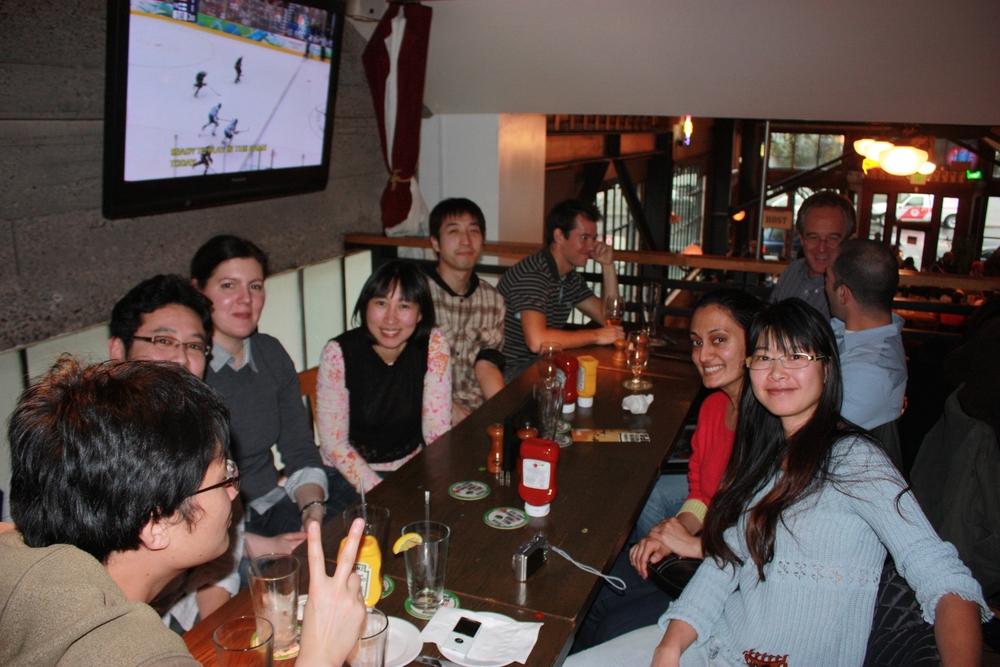 21st Amendment Lab Outing 2010