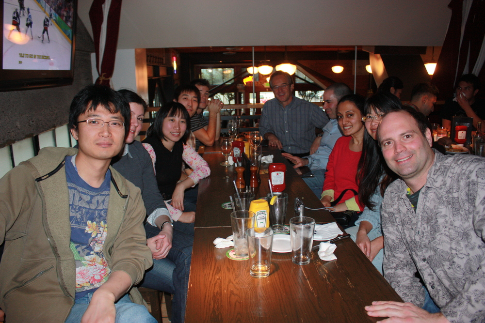 21st Amendment Outing - Fall 2010