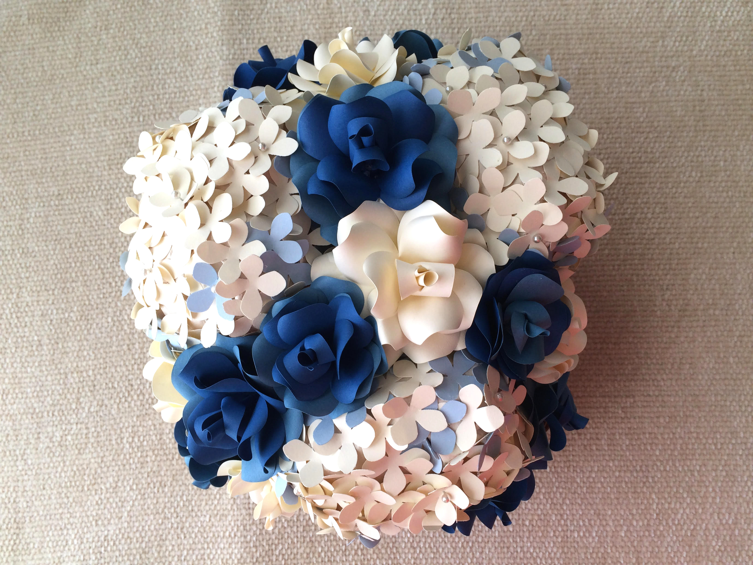 Blue Arrangement1