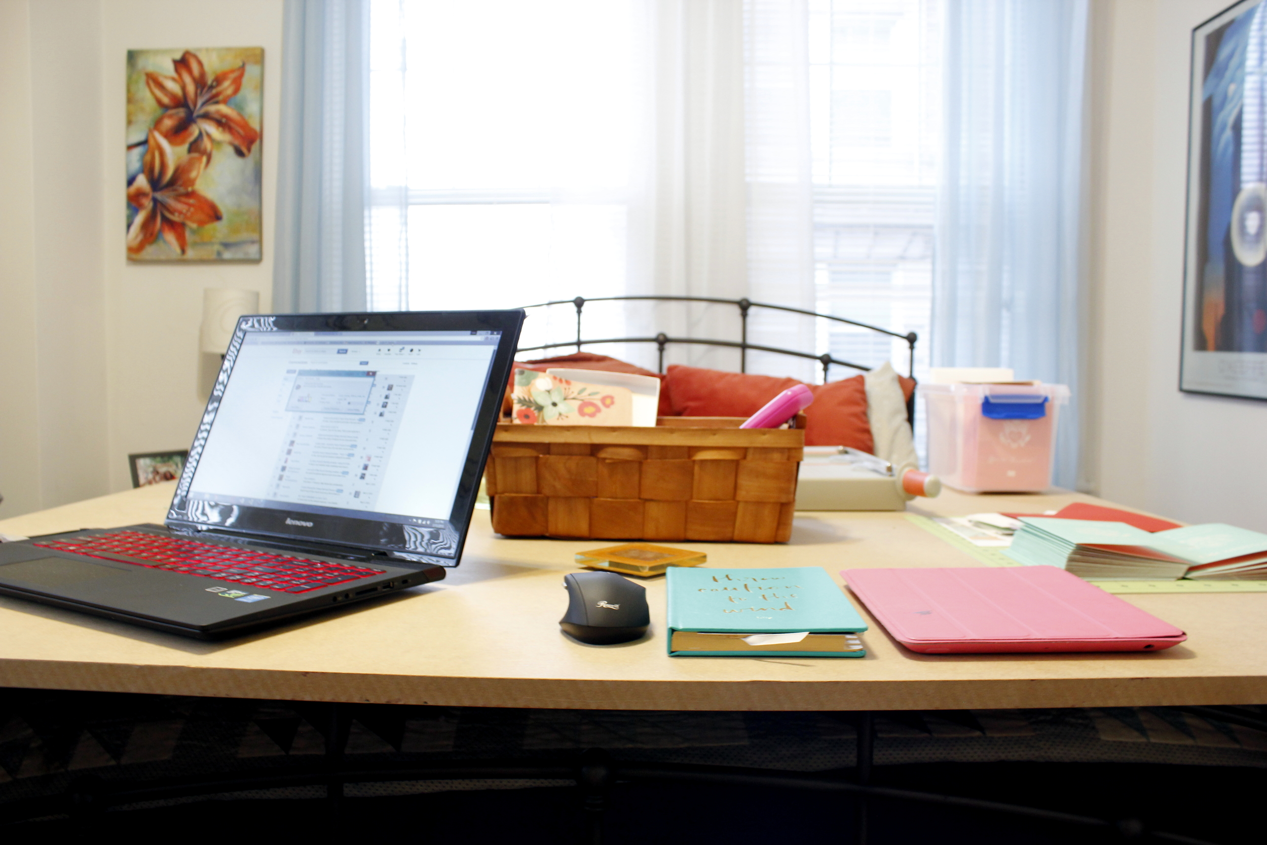 home office guest room combo. The One GENIUS Idea That Makes The Home Office/guest Room Combo REALLY WORK. Office Guest S