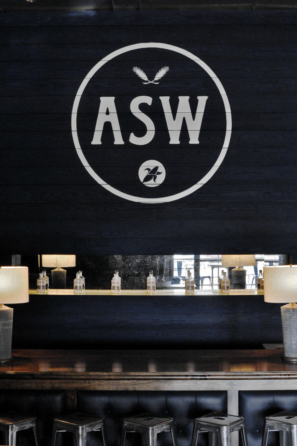 ASW Distillery - Atlanta craft whiskey & brandy distillery - Mural straight on.jpg