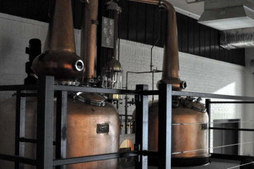 A view of our stills