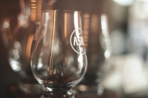 ASW Distillery - Atlanta's hometown craft bourbon whiskey distillery - Glencairn Glass