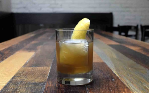 ASW Distillery - Atlanta's Hometown Craft Bourbon Whiskey Distillery - No. 246 Decatur Georgia - Show Me the Mooney Fig Old Fashioned Cocktail