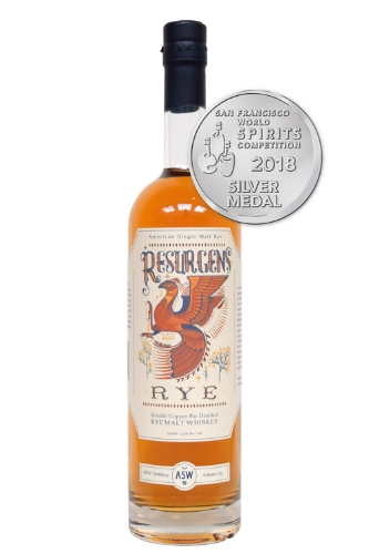 Silver - San Francisco World Spirits Competition, 2018