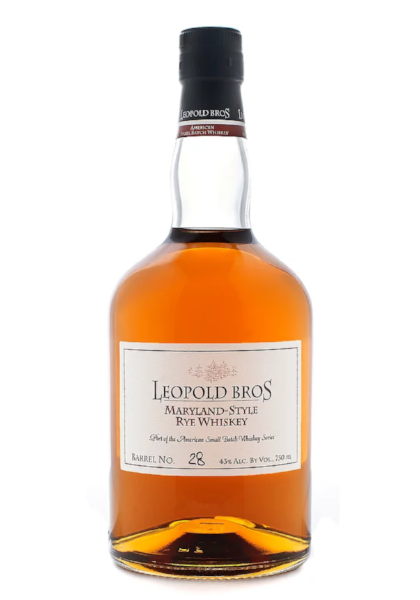 Leopold Bros. Maryland-Style Rye Whiskey.png