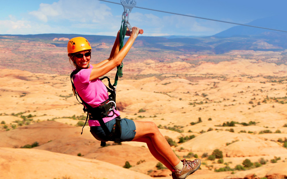 Zip Line Tours   Transform Geography    Learn More