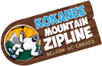 Kokanee Mtn Zipline