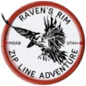 Raven's Rim Zip Line