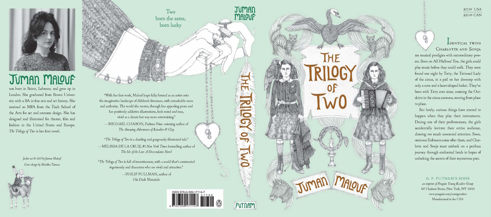 Juman-Malouf-The-Trilogy-Of-Two-Book-Cover